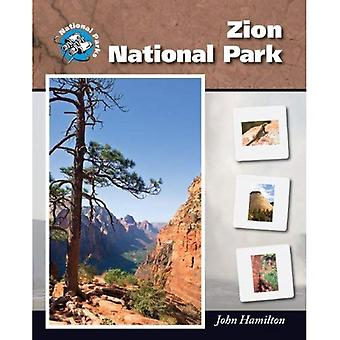 Zion National Park (National Parks (Abdo & Daughters))