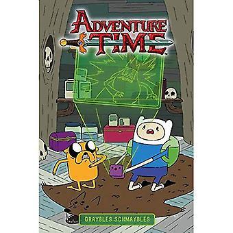 Adventure Time: Graybles Schmaybles: Jg. 5
