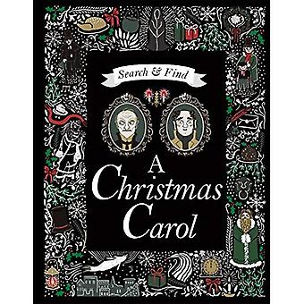 Rechercher et trouver un chant de Noël: un livre de recherche & trouver Charles Dickens
