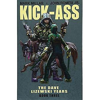 Kick-Ass: Gli anni di Dave Lizewski terzo libro
