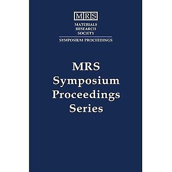 Dynamics in Small Confining� Systems: Volume 290 (MRS Proceedings)
