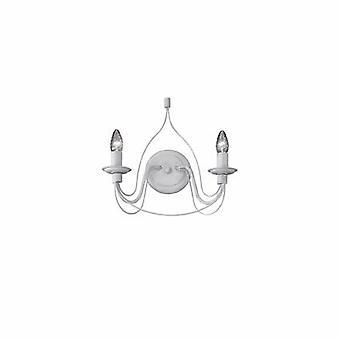 Ideal Lux - Corte Rost braune Wand Licht IDL057200