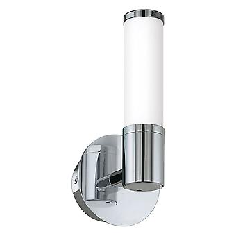 Eglo - Palmera 1 helder Chrome badkamer muur licht EG95141