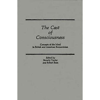 O elenco de conceitos de consciência da mente em romantismo britânico e americano de Bain e Michael A.