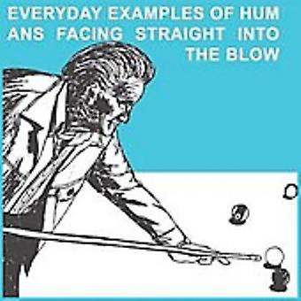 Blow - Everyday Examples of Humans [CD] USA import