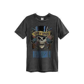 Amplified Guns N Roses Use Your Illusion Men's T-Shirt