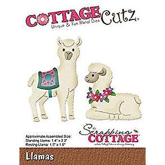 Scrapping Cottage Llamas