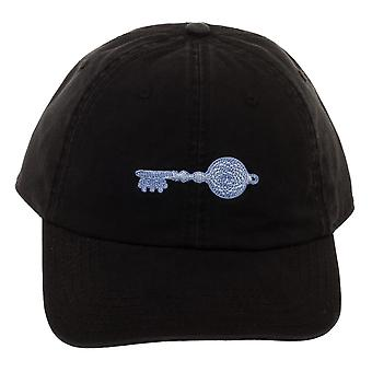 Ready Player One Crystal Key Embroidery Baseball Cap