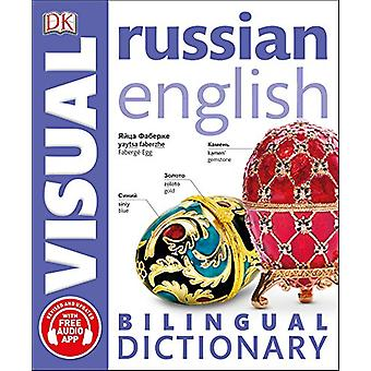 Russian English Bilingual Visual Dictionary by DK - 9780241317549 Book