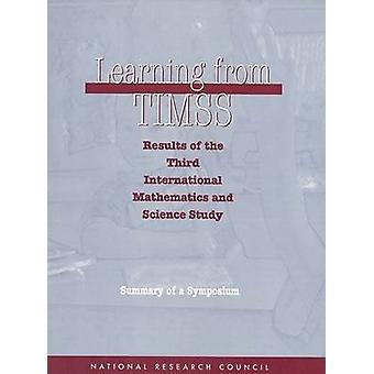 Learning from TIMSS - Results of the Third International Mathematics a