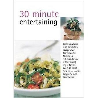 30-Minute Entertaining by Louise Pickford - 9780753712597 Book
