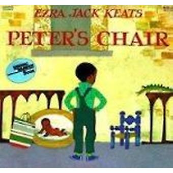Peter's Chair by Ezra Jack Keats - 9780812406603 Book
