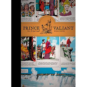 Prince Valiant - 1947-1948 - Vol. 6 by Hal Foster - P. Craig Russell -