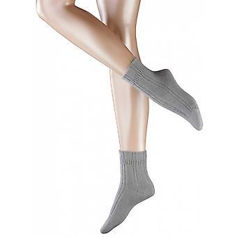 Calcetines Falke cama - gris claro