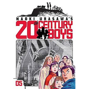 Naoki Urasa was 20th Century Boys Vol. 18 di Naoki Urasawa
