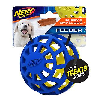 Nerf Dog Puppy Exo Feeder Ball
