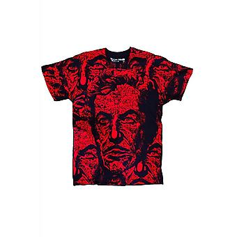 Kreepsville 666 Vincent Preis rot Tod T-Shirt