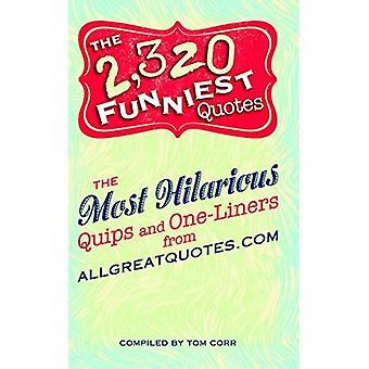 2.320 grappigste citaten
