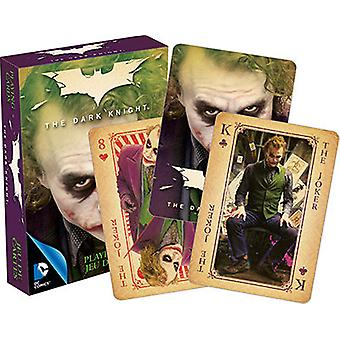 Playing Card - DC Comics - Dark Knight Joker Heath Ledger Poker Games 52365