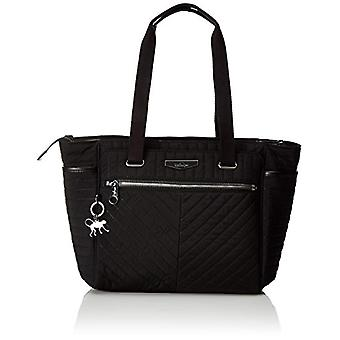 Kipling Orinthia - Tote Bags Donna Schwarz (Bold Black) 43x27x0.1 cm (B x H T)
