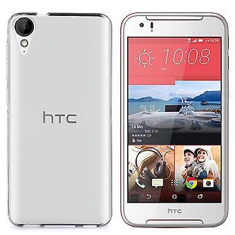 HTC Desire 830 Silikonowa obudowa przezroczysta - CoolSkin3T