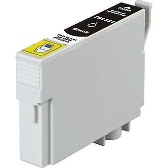 T1331 (133) pigment zwart compatibele inkjetcartridge