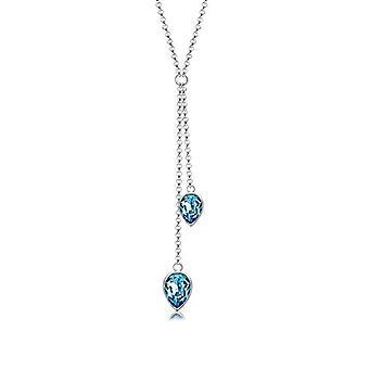 Elli Halskette Lariat Y von Silber Frau 0109642117_45