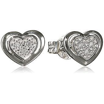 Nina-Exclusiv dreambase-earrings 333 diamond (0 -03 ct) bright white - 499 W
