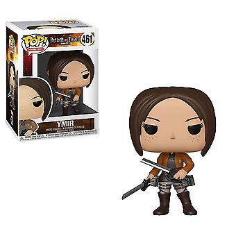 Attack on Titan Ymir Pop! Vinyl