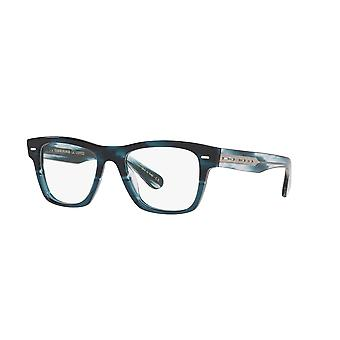 Oliver Peoples Oliver OV5393U 1672 Teal Vsb Glasses