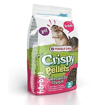 Versele Laga Crispy Pellets Chinchillas & Degus Pet Food