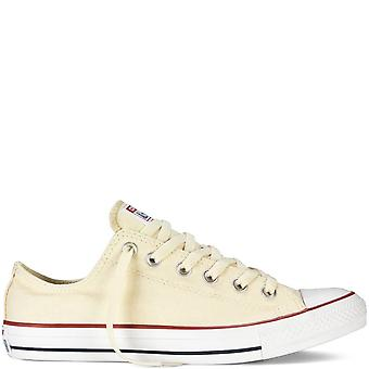 Converse men's trainers all star classic natural white