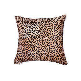"""18"""" x 18"""" x 5"""" Cheetah Quattro - Pillow"""