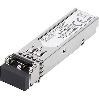 Digitus DN-81000 SFP transceiver module 1 Gbps 550 m Module type SX