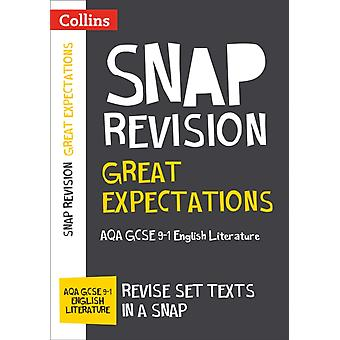 Great Expectations New Grade 91 GCSE English Literature AQ