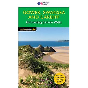 Gower Swansea and Cardiff by Dennis Kelsall