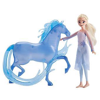 Frosne 2/frost 2, dukke-Elsa og Nokk