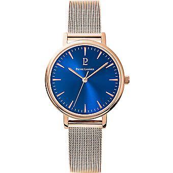 Pierre Lannier L 091, 968 - watch Bracelet steel Rose Gold Bracelet