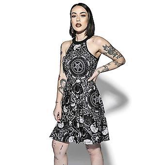 Blackcraft cult - brushed baroque - skater dress