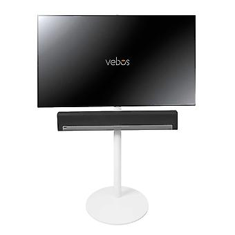 Vebos tv floor stand Sonos Playbar white