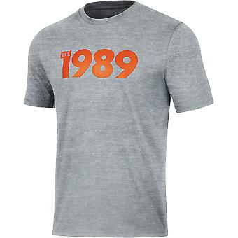 "JAKO T-Shirt with Print ""1989"""