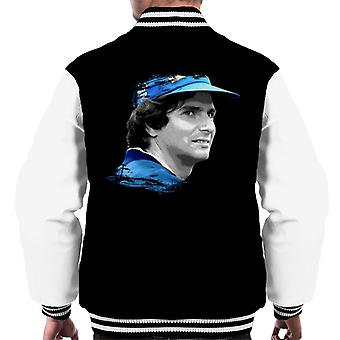 Motorsport Images Nelson Piquet Men's Varsity Jacket