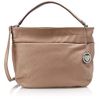 Chicca Bags Cbc3315tar Women's shoulder bag Rosa 12x29x37 cm (W x H x L)