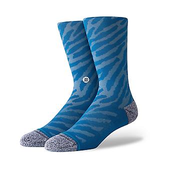 Stance Eldrick Crew Socks in Blue