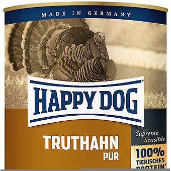 Happy Dog Truthahn Pur (Turkey) (Dogs , Dog Food , Wet Food)