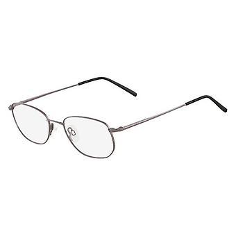 Flexon 600 033 Gunmetal Glasses