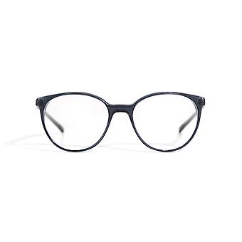 Gotti Warell DTG Dark Transparent Grey Glasses