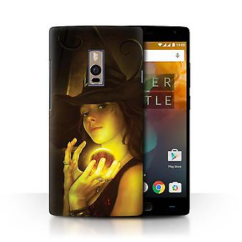 STUFF4 Case/Cover for OnePlus 2/Two/Power Orb/Witchcraft/Dark Magic