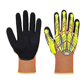 sUw - 1 Pair Pack DX VHR Impact Glove Hand Protection Glove