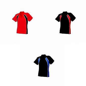 Finden & Hales Womens Jersey Team Sports Polo Shirt